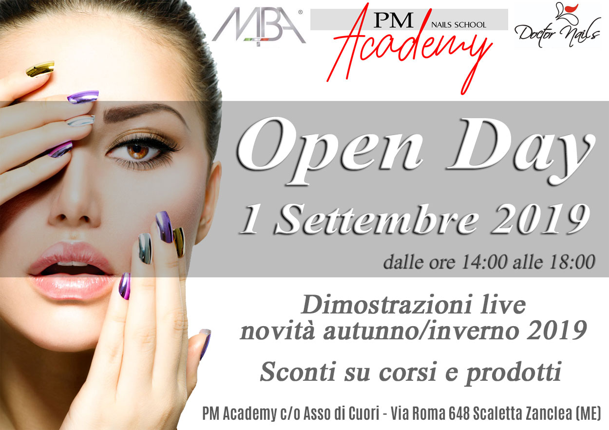 open day pm academy